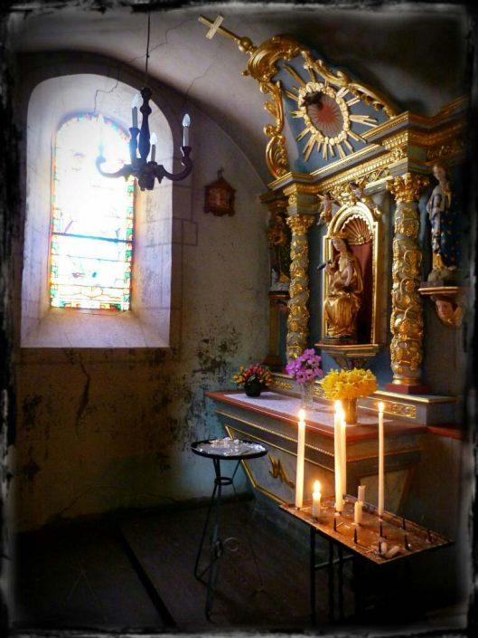 Eglise de La Godivelle