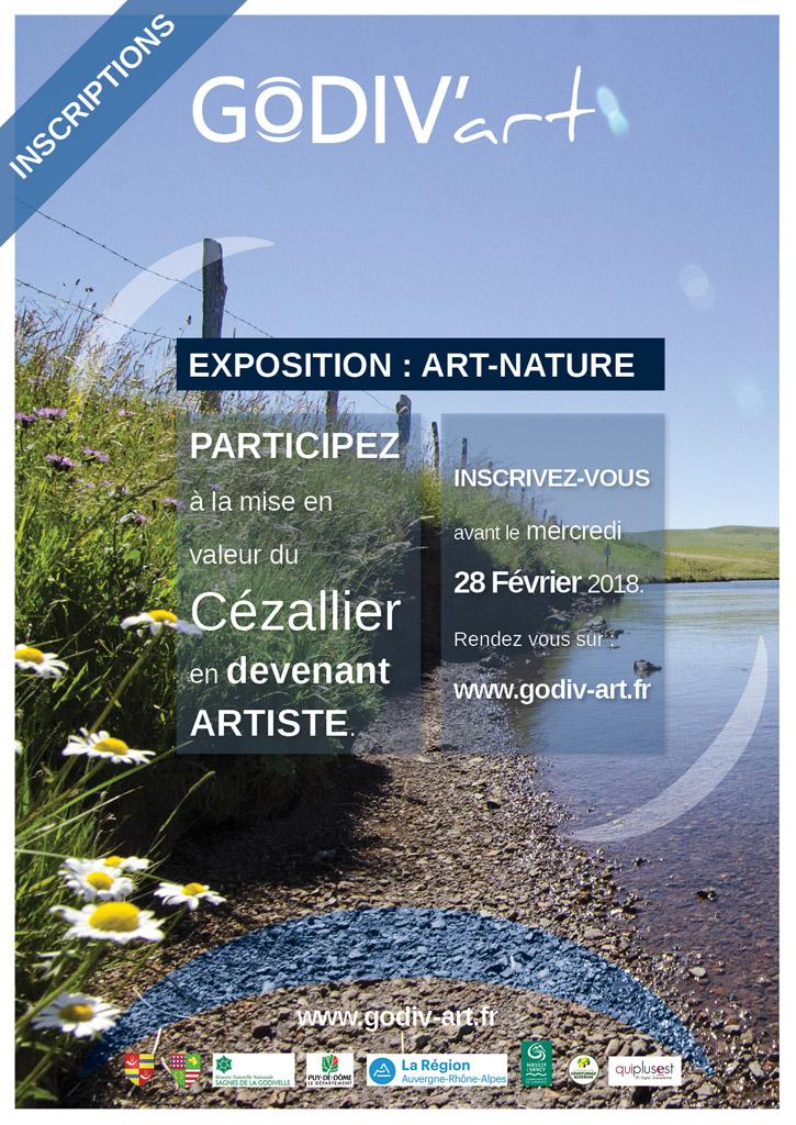 Godiv'art, ouverture des inscriptions pour l'édition 2018 !