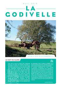 Bulletin municipal N°8 - La Godivelle
