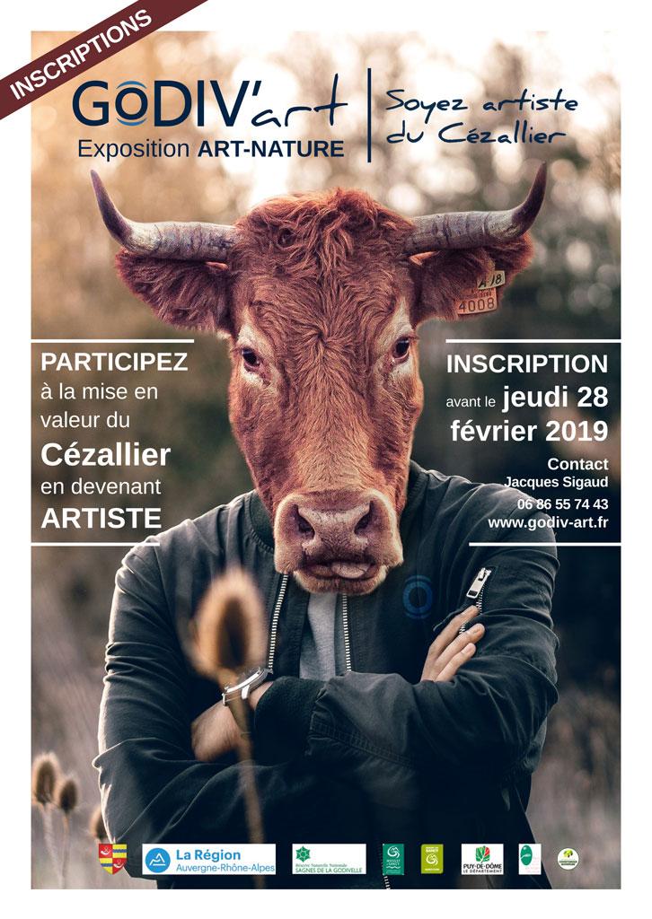 Godiv'Art 2019 : lancement de la saison 3